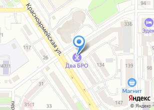 Компания «Башня» на карте