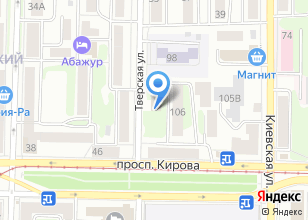 Компания «Ingenium» на карте