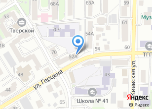 Компания «Центр социальной поддержки населения Томского района» на карте