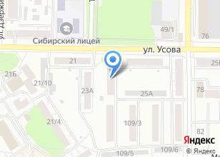 Компания «Artisan» на карте