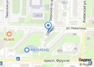 Компания «АвтоГРАФ» на карте