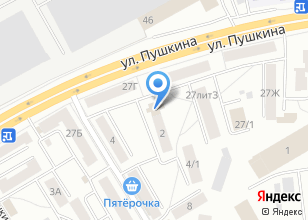 Компания «Современные Технологии Проектирования» на карте