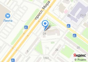 Компания «Компания по продаже ритуальных товаров» на карте