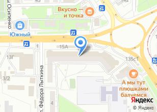 Компания «ПолигрО» на карте