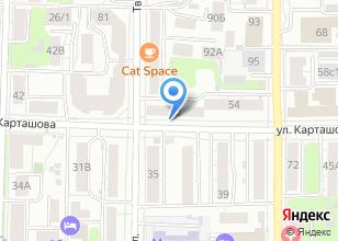 Компания «EMEX» на карте