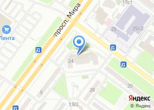 Компания «ПятниZZа» на карте