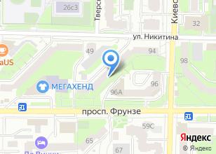 Компания «Ногтевая студия Светланы Мельниковой» на карте