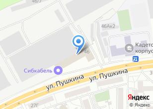 Компания «Сибирское Изобилие» на карте