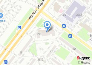 Компания «Мамина пицца» на карте