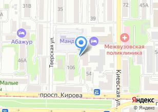 Компания «УК МКС-Томск, ЗАО» на карте