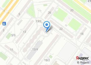 Компания «Чистовье Сибирь» на карте