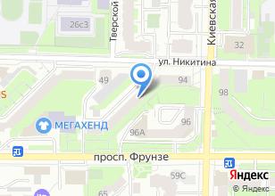 Компания «Ля Фам» на карте