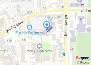 Компания «Гуманитарный лицей» на карте