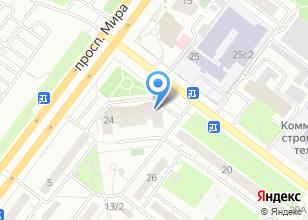 Компания «АлкосКомфорт» на карте