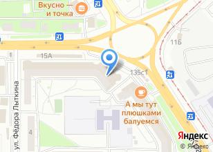 Компания «Аптека на Нахимова 15» на карте