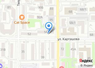 Компания «Автоимпульс» на карте