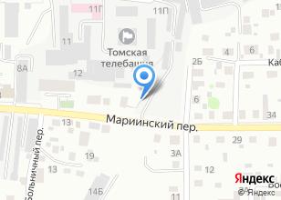 Компания «Нуриев-Мебель» на карте