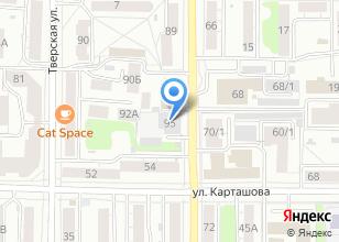 Компания «Властелин Колес» на карте