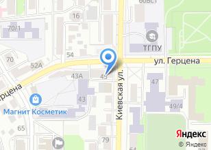 Компания «Сибинет» на карте