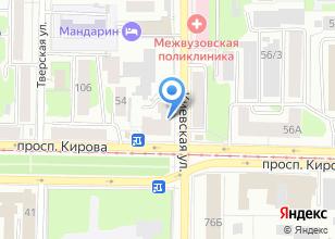 Компания «Студия красоты Анастасии Марковой» на карте