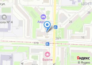 Компания «Zinger» на карте