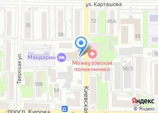 Компания «Мастерская по изготовлению ключей и ремонту ювелирных изделий» на карте