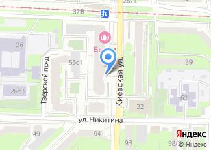 Компания «Центр Семейной Медицины» на карте