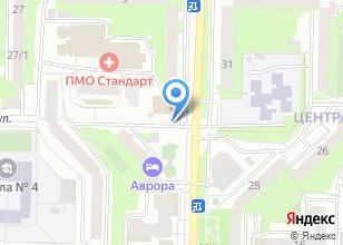 Компания «Доктор-Проставкин» на карте