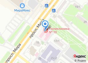 Компания «Сибирская аптека» на карте