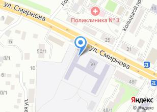 Компания «Компания комплектации и сбыта автозапчастей» на карте