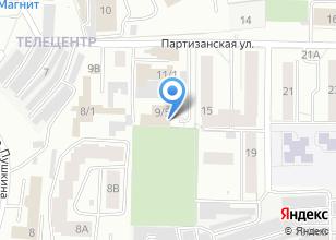 Компания «Сибирская Ассистанс Компания» на карте