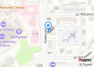 Компания «Бисквит» на карте