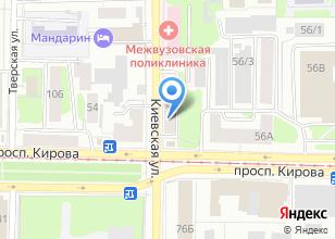 Компания «Сибирская кладовочка» на карте