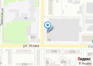 Компания «Гвоздь» на карте