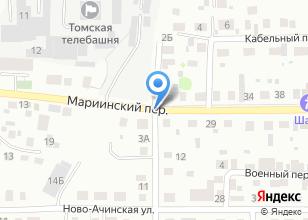 Компания «Родные масла» на карте
