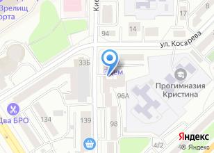 Компания «Студия красоты Аллы Сапуновой» на карте