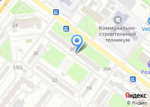 Компания «Салончик» на карте
