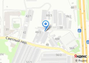 Компания «Mf.tom» на карте