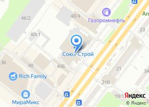 Компания «Купе-Стиль» на карте