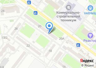 Компания «Шатуш» на карте