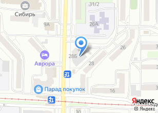 Компания «Абсолют ТСК» на карте
