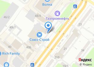 Компания «Мебель Тут Дешевле» на карте