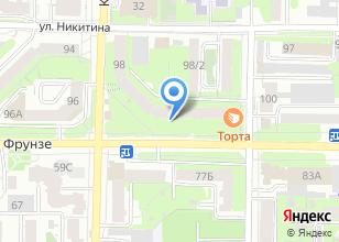 Компания «Интернет-магазин кремов для загара в солярии» на карте