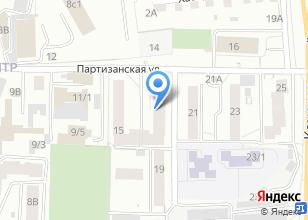 Компания «Томский государственный архитектурно-строительный университет» на карте