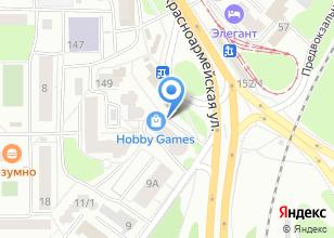 Компания «Чизкейк» на карте