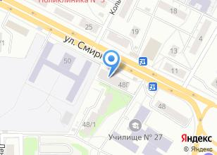 Компания «Спец-Запчасть» на карте