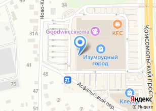 Компания «Айс Девайс» на карте