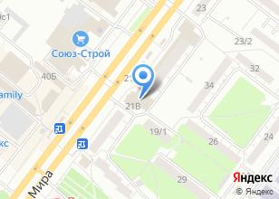Компания «Швейная мастерская по ремонту одежды» на карте