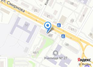 Компания «Гидропрайд» на карте