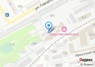 Компания «Сервис техника» на карте